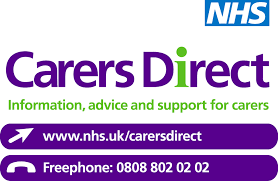 carers direct banner