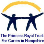 the princess royal trust for carers in hampshire banner