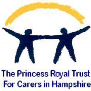 the princess royal trust for carers in hampshire banner link